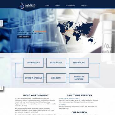 Lab Plus International